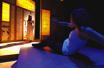 Machinal, Rutgers Theatre Company, 2010.  Photo by Larry Levanti.
